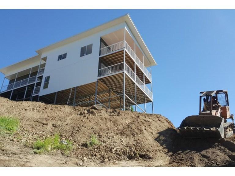 Sloping Block Home Design